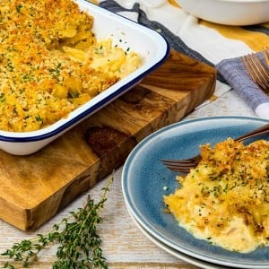 Recipe: Best Ever French Onion Mac and Cheese