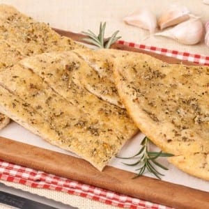Garlic Rosemary Fingers