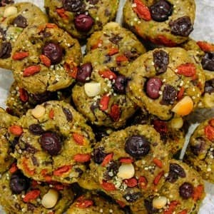 Recipe: 'Berry Good For You' Anti-Aging Cookie