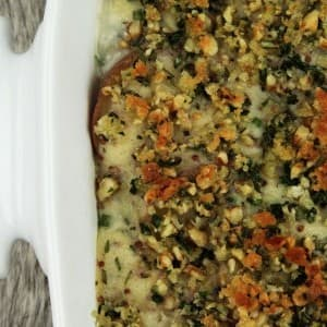 Recipe: Herbed Potato Bake