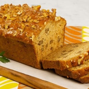 Honey Walnut Red Fife Wheat Loaf