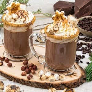 Recipe: Shahir's Ultimate Hot Chocolate