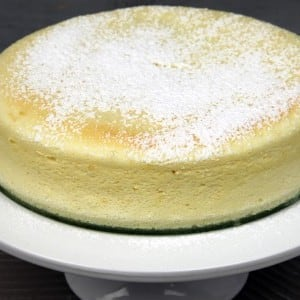 Recipe: Japanese Cheesecake