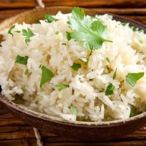 Recipe: Jasmine Rice with Fresh Herbs