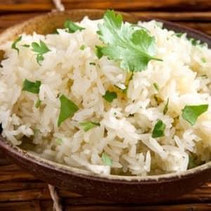Recipe: Jasmine Rice with Fresh Herbs