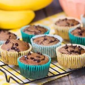 Recipe: Joy McCarthy's Chocolate Chip Banana Muffins