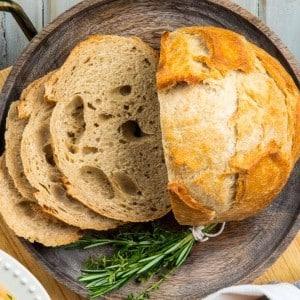 Recipe: Kelly Vanderbeek's Sourdough Bread