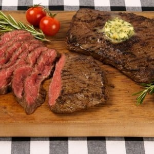 Marinated Flatiron Steak