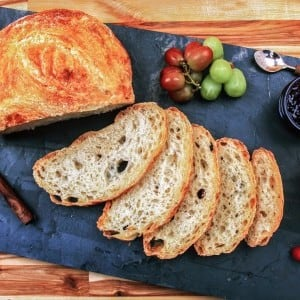 Recipe: No Knead Bread