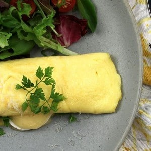 Recipe: Shahir's Perfect Omelette