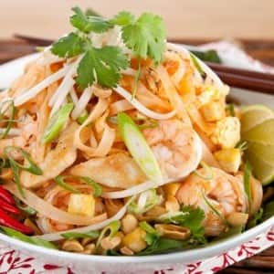 Recipe: Stefano's Ultimate Pad Thai