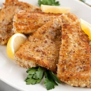 Recipe: Pecan-Crusted Baked Fish