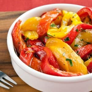Recipe: Mixed Grilled Peppers