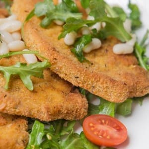 Recipe: Easy Pork Chops Milanese