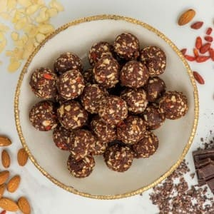 Recipe: Joy McCarthy's Maca Balls