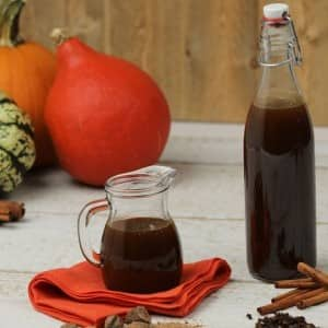 Recipe: Pumpkin Spice Syrup