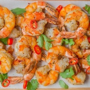 Recipe: Salt and Pepper Shrimp