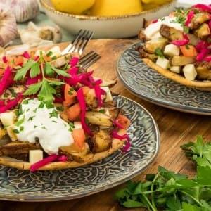 Recipe: Shawarma Poutine