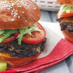 Recipe: Smash Burgers