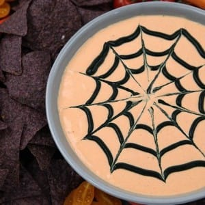 Recipe: Spider Web Dip