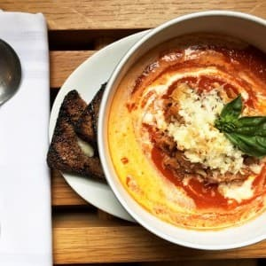 Recipe: Drake Devonshire's Cream of Tomato Soup