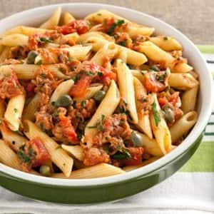 Recipe: Tuna and Tomato Pasta Sauce
