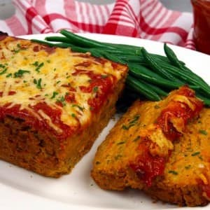 Recipe: Jessi's Vegetarian Meatloaf