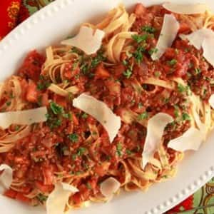 Bolognese Beef Sauce