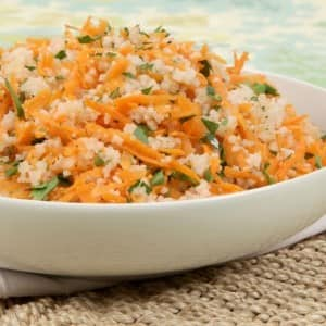 Couscous with Carrots