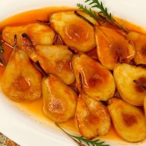 Curried Pears