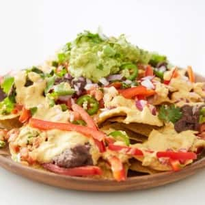 Recipe: Liv B's Fully-Loaded Vegan Nachos