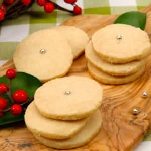 Slice-and-Bake Shortbread
