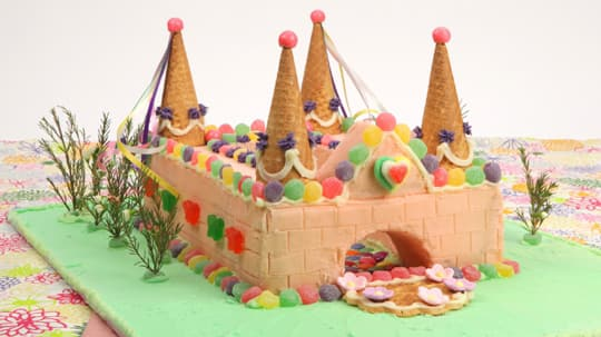 Fantasy Castle Birthday Cake Cbc Life