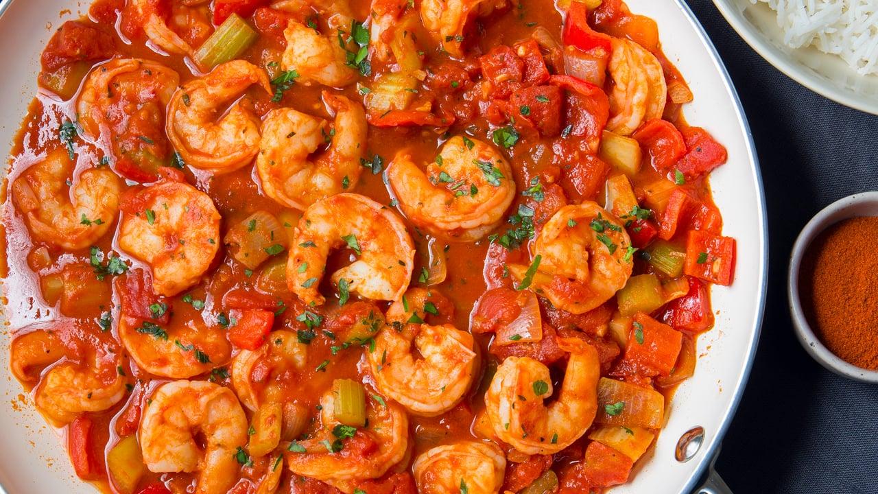 recipe shrimp creole cbc life