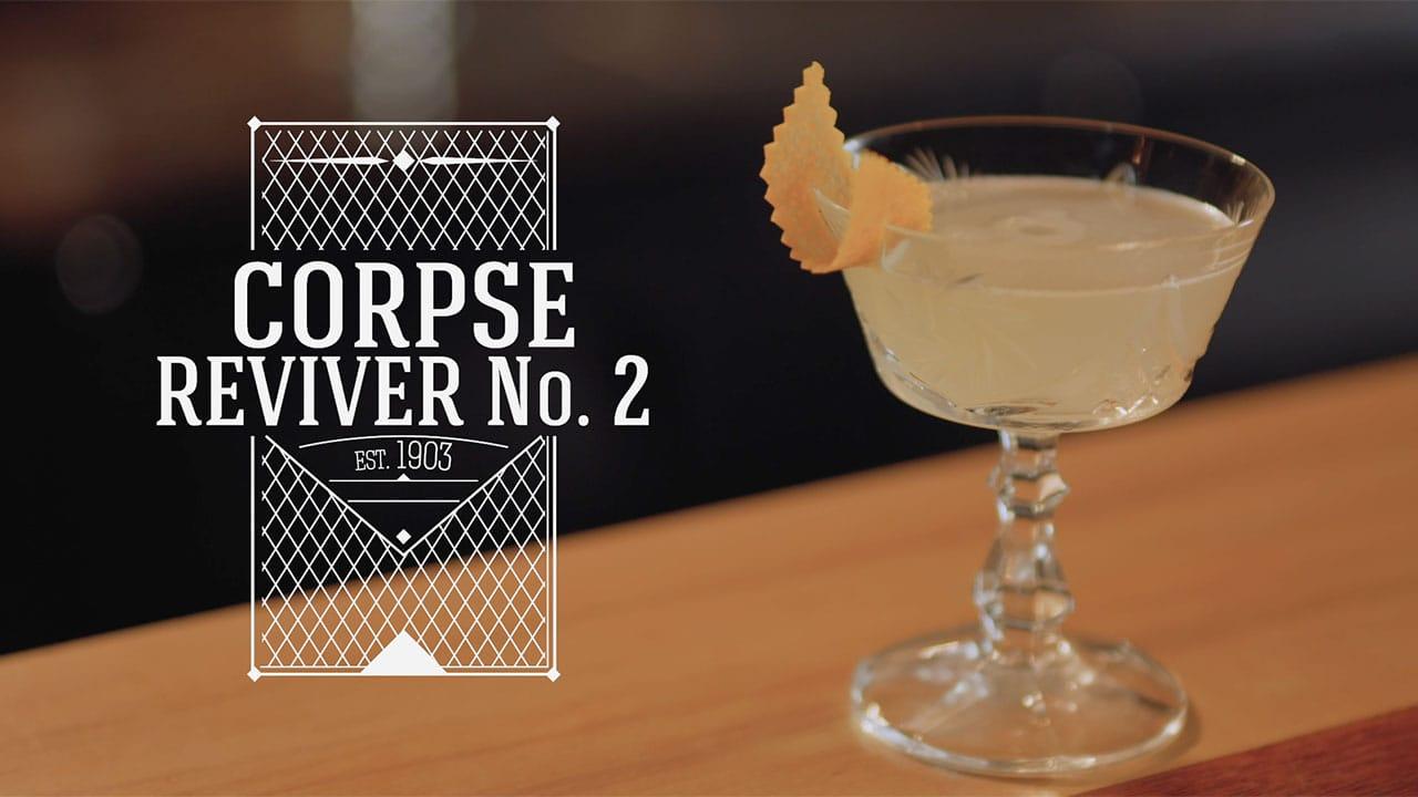 Super (Speak) Easy Cocktails: Corpse Reviver No. 2