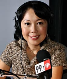 Mary Ito, host of Fresh Air