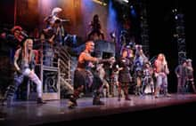 We Will Rock You won the Dora for best musical at the award ceremony Monday in Toronto.