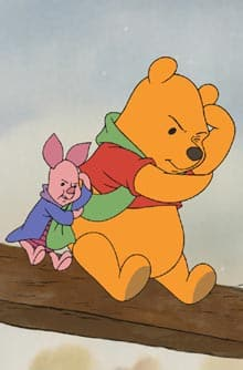 Winnie The Pooh and Piglet 1