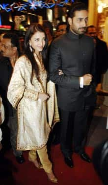 Aishwarya Rai and Abhishek Bachchan, who came to Toronto in January to debut their film Guru, are reportedly set to marry in Mumbai in April.