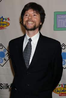 Documentary filmmaker Ken Burns, shown here in 2004, spent six   years producing his WWII series, The War, for PBS.