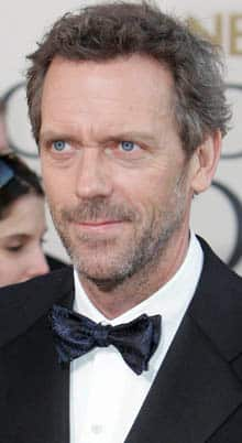 Hugh Laurie Height