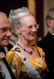 Casas real de Dinamarca. Margrethe-queen-sweden-cp-2940098
