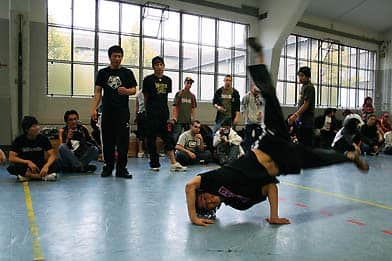Japan Bboy documentary Ichigeki