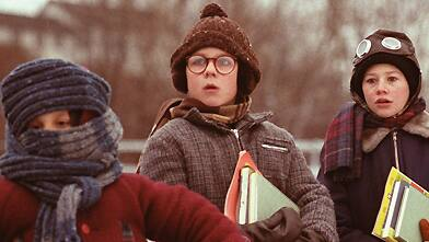 a christmas story1983usa director bob clark stars peter billingsley melinda dillon darren mcgavin - The Christmas Story Movie
