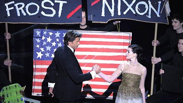 nominee Anne Hathaway.
