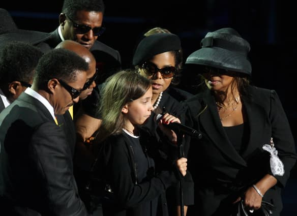 randy jackson and michael jackson together. Michael Jackson#39;s daughter