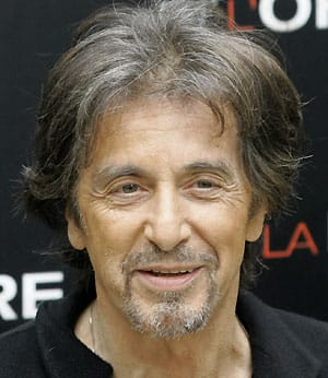 Al Pacino, seen in Paris in 2008, will reprise the role of Shylock in