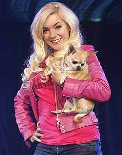 Sheridan Smith: The West End Blonde Bombshell