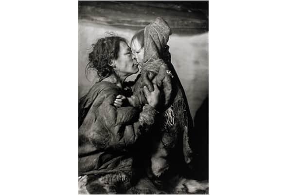 Padlei, Nunavut (1950), by Richard Harrington.