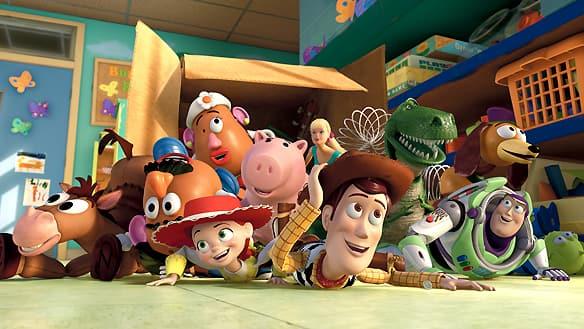 Gambar Toy Story
